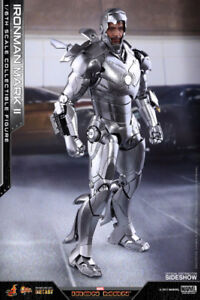 Hot Toys Iron Man Mark II 1/6th Scale VIP Ver. - Selected Market