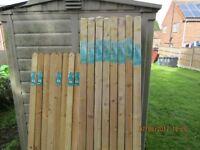 Palisade Picket fence Kit