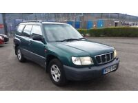 2000 (W Reg) Subaru Forester 2.0 5dr 4X4 Automatic For £695, 12 Months Mot on Sale