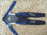 Childs Full Length Wet Suit Age 7-9