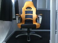 LANGRI high back gaming chair