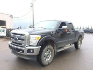 2015 Ford F-350 LARIAT LIFTED