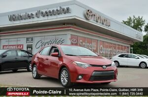 2015 Toyota Corolla LE UPGRADE PKG MAGS ROOF