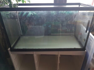 50 gal tank with accessories
