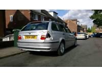 BMW 320D SE TOURING ESTATE Y REG 2001 £400