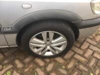 Vauxhall zafra
