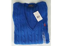 Sale !!! NEW! Genuine Ralph Polo Lauren womens jumpers
