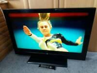 """40""""ALBA Full HD LCD tv built-in digital freeview"""