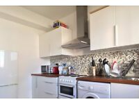 Double Bed in Rooms to rent with utilities included in a 4-bedroom flat in Brixton, professionals