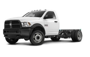 2017 RAM 5500 Chassis