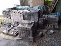Monoblock Driveway Patio Bricks for Sale