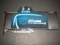 EVGA GeForce GTX 580 FTW Hydro Copper 2.