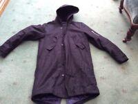 Boys River Island heavy padded coat