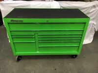 Snap On Extreme Green KRA2422PKGHT Tool Chest. Brand New. Never been used