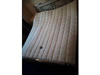 SUPER KING Magniflex 3 in 1 All Seasons Merino Wool Blend Mattress Topper // free delivery