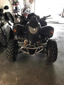 Quadzilla 250cc road legal