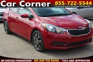 2015 Kia Forte LOW MILEAGE/FACTORY WARRANTY INCL./FUEL EFFICIENT