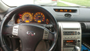 2003 Infiniti Other Coupe (2 door)