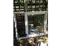 UPVC window double glazing