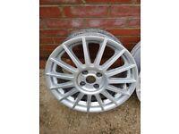 Focus ST170 Alloy Wheels