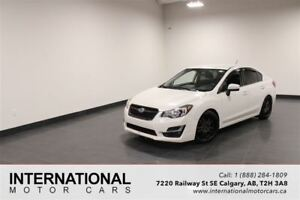 2015 Subaru Impreza SEDAN! LOW KMS! MINT!