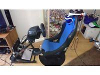 Gaming/Racing Bucket Seat. Corbeau Forza 2K