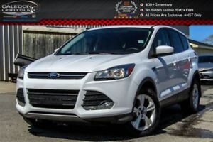2014 Ford Escape SE|4X4|Backup Cam|Bluetooth|Heated Front Seats|