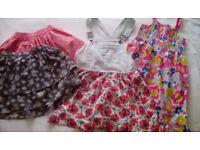 Large Bundle Girls Clothes age 7-8 Next, John Lewis etc 22 items