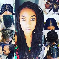 Weave! Locs!! Braids!!! West African Hair Stylist!!!