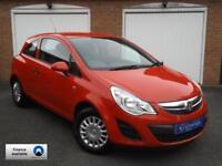 2011 (61) Vauxhall Corsa 1.0i S ecoFLEX 3 Door // £30 Road Tax //