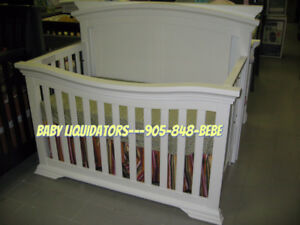 Baby Convertible Cribs+Nursery+Gliders+Changing Tables-Mattress