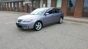 2005 MAZDA 3 Low km FINANCING AVAILABLE ANY CREDIT