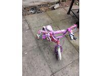 Child bike probs age 2+
