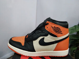 Air Jordan 1 - Shattered Blackboards size 8.5 REPS