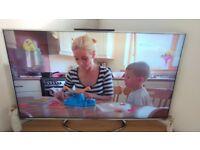 Panasonic 4k HDR tv like new