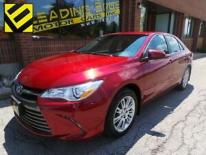 2015 Toyota Camry LE LE with upgrade package, bluetooth, alloys