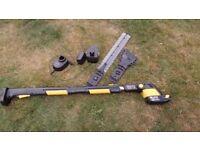 Gtech HT04 Cordless Long Reach Hedge Trimmer & Branch Cutter