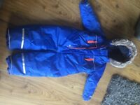 All-in-one coat, Next, age 2-3. Like new!