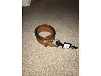 Next men's belt size Small