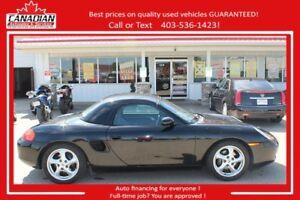 2000 Porsche Boxster Hard top convertible low kms