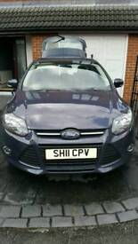Ford Focus 1.6Ti-VCT zetec zdr