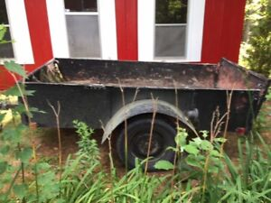 Utility Trailer For Sale - REDUCED