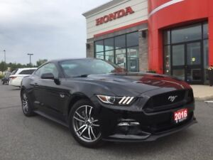 2016 Ford Mustang GT-Auto-Sharp!
