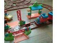 Happyland Country Train Set PLUS EXTRA TRACK!