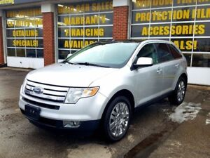 2010 Ford Edge SEL Limited,NAVI,AWD,Panoramic,Leather