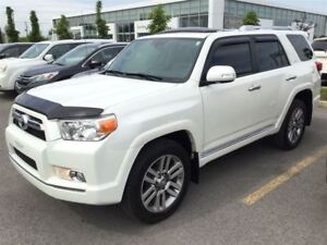 2013 Toyota 4Runner Limited Cuir+Toit Ouvrant+ Navigation