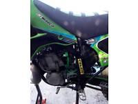 Kawasaki kx 250 1999