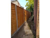 C & M fencing & patio service