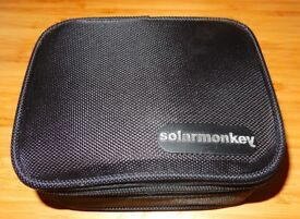 solarmonkey travel charger