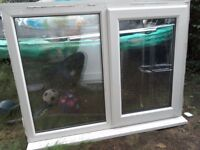 PVC window in very good condition and opens just £20